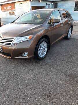 2010 Toyota Venza for sale at JR Auto in Brookings SD