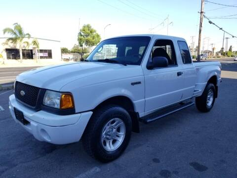 2003 Ford Ranger for sale at California Auto Deals in Sacramento CA