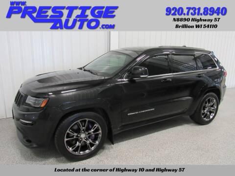 2014 Jeep Grand Cherokee for sale at Prestige Auto Sales in Brillion WI