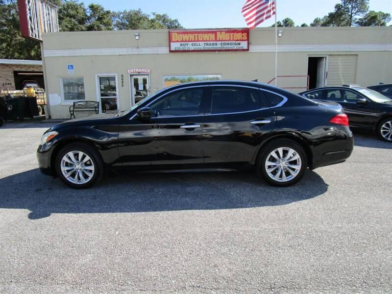 2011 Infiniti M37 for sale at Downtown Motors in Milton FL