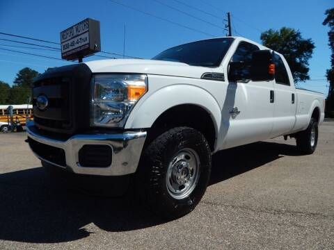 2015 Ford F-350 Super Duty for sale at Medford Motors Inc. in Magnolia TX