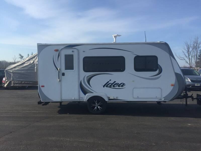 2012 TravelLite Idea for sale at TJ's Auto in Wisconsin Rapids WI