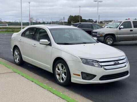 2012 Ford Fusion for sale at Great Lakes Auto Superstore in Pontiac MI