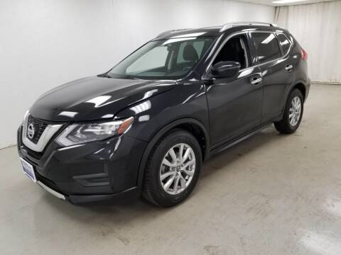 2017 Nissan Rogue for sale at Kerns Ford Lincoln in Celina OH