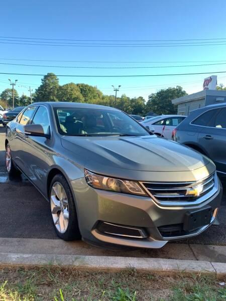 2017 Chevrolet Impala for sale at City to City Auto Sales in Richmond VA