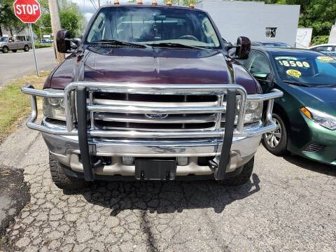 2004 Ford F-250 Super Duty for sale at Shelton & Son Auto Sales L.L.C in Dover AR
