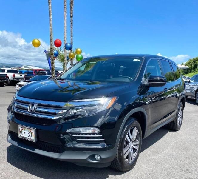 2018 Honda Pilot for sale at PONO'S USED CARS in Hilo HI