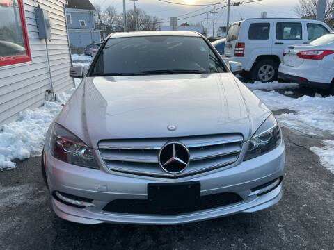 2011 Mercedes-Benz C-Class for sale at Better Auto in South Darthmouth MA