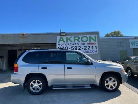 2008 GMC Envoy for sale at Akron Motorcars Inc. in Akron OH