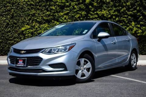 2017 Chevrolet Cruze for sale at 605 Auto  Inc. in Bellflower CA