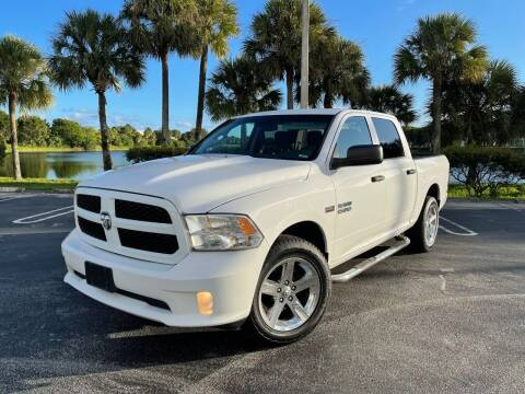 2014 RAM Ram Pickup 1500 for sale at Vogue Auto Sales in Pompano Beach FL