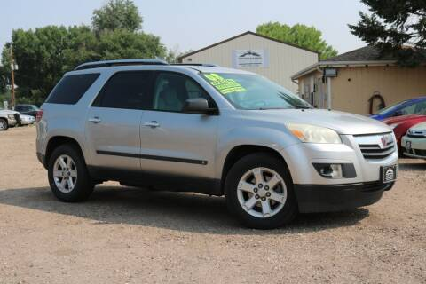 2008 Saturn Outlook for sale at Northern Colorado auto sales Inc in Fort Collins CO