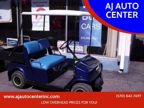 Yamaha J55 GAS GOLF CART for sale at AJ AUTO CENTER in Covington PA