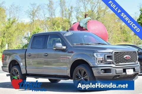 2019 Ford F-150 for sale at APPLE HONDA in Riverhead NY