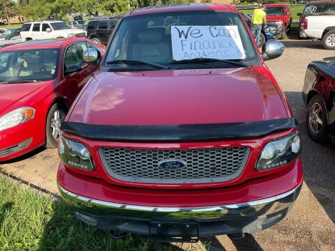 2003 Ford F-150 for sale at Continental Auto Sales in White Bear Lake MN