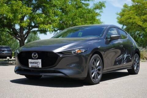 2021 Mazda Mazda3 Hatchback for sale at COURTESY MAZDA in Longmont CO