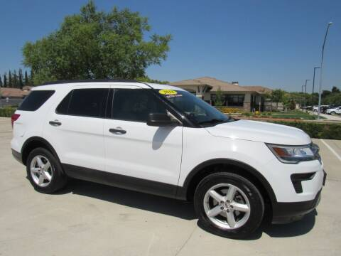 2018 Ford Explorer for sale at 2Win Auto Sales Inc in Oakdale CA