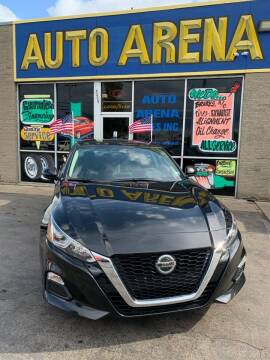 2019 Nissan Altima for sale at Auto Arena in Fairfield OH
