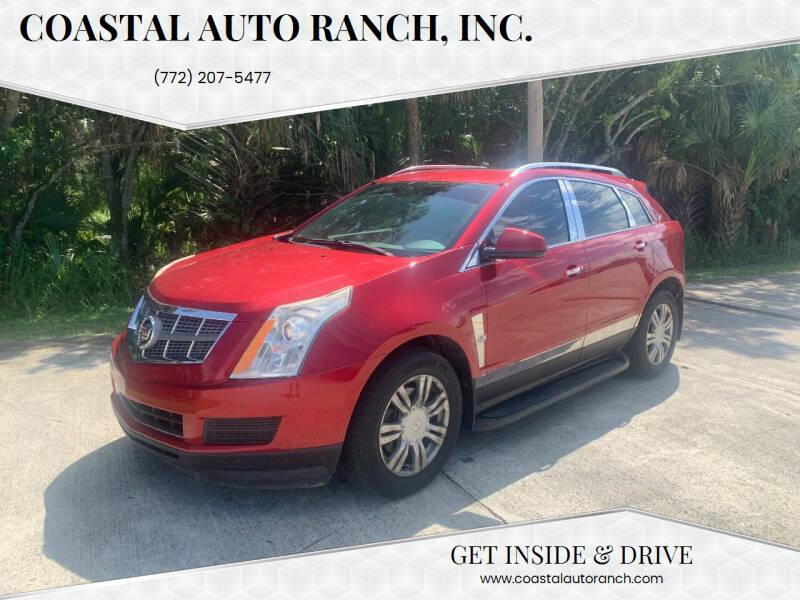 2011 Cadillac SRX for sale at Coastal Auto Ranch, Inc. in Port Saint Lucie FL