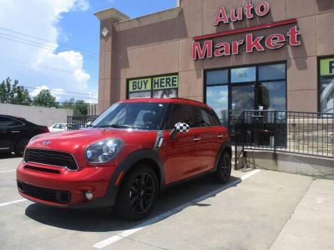 2014 MINI Countryman for sale at Auto Market in Oklahoma City OK