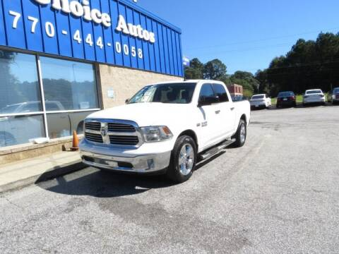 2016 RAM Ram Pickup 1500 for sale at 1st Choice Autos in Smyrna GA