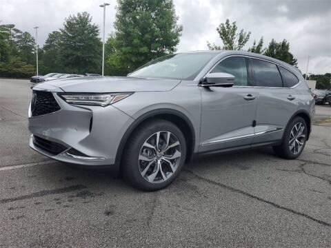 2022 Acura MDX for sale at Southern Auto Solutions - Acura Carland in Marietta GA