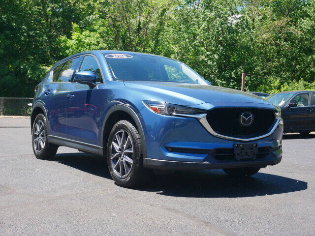 2018 Mazda CX-5 for sale at Canton Auto Exchange in Canton CT