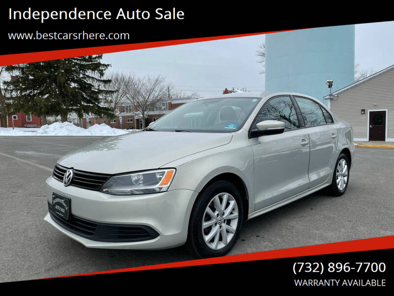 2011 Volkswagen Jetta for sale at Independence Auto Sale in Bordentown NJ
