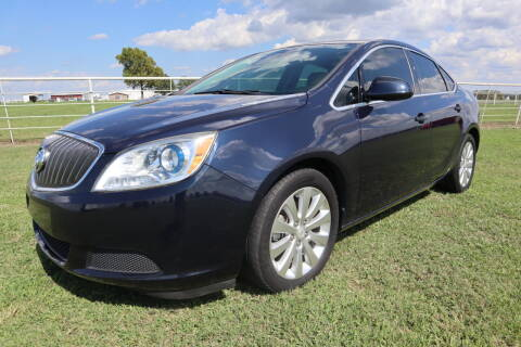2015 Buick Verano for sale at Liberty Truck Sales in Mounds OK
