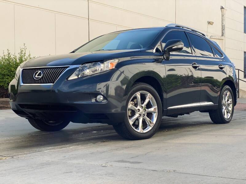 2011 Lexus RX 350 for sale at New City Auto - Retail Inventory in South El Monte CA