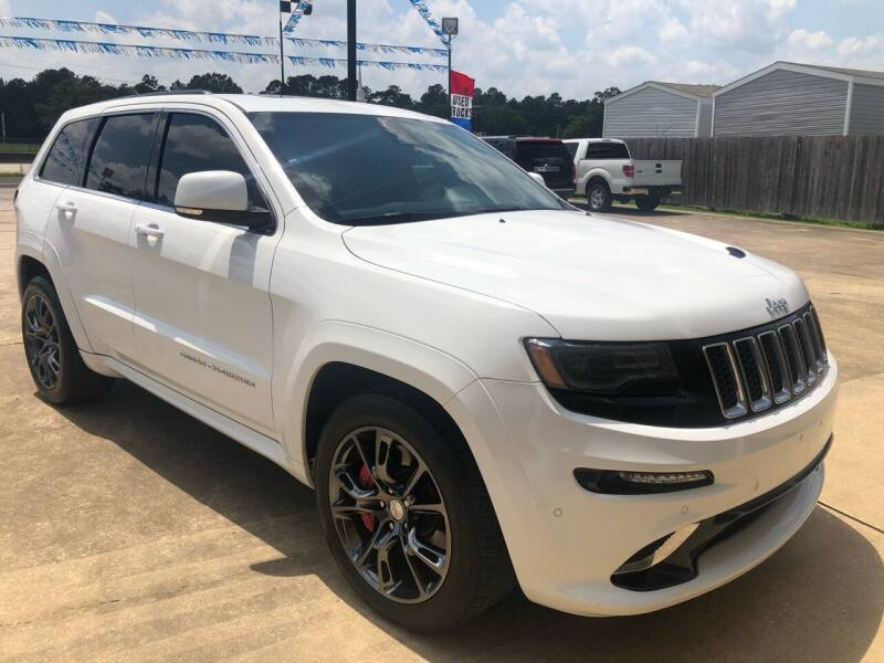 2014 Jeep Grand Cherokee for sale at Lumberton Auto World LLC in Lumberton TX