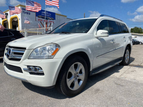 2011 Mercedes-Benz GL-Class for sale at INTERNATIONAL AUTO BROKERS INC in Hollywood FL