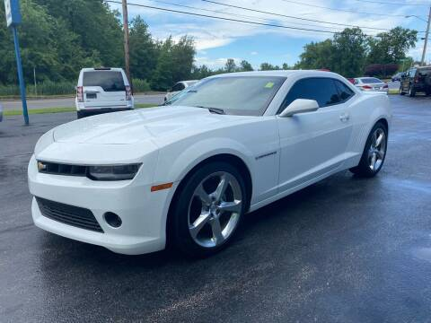 2014 Chevrolet Camaro for sale at Erie Shores Car Connection in Ashtabula OH