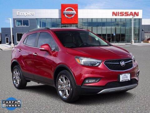 2019 Buick Encore for sale at EMPIRE LAKEWOOD NISSAN in Lakewood CO
