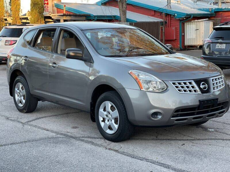 2009 Nissan Rogue for sale at AWESOME CARS LLC in Austin TX