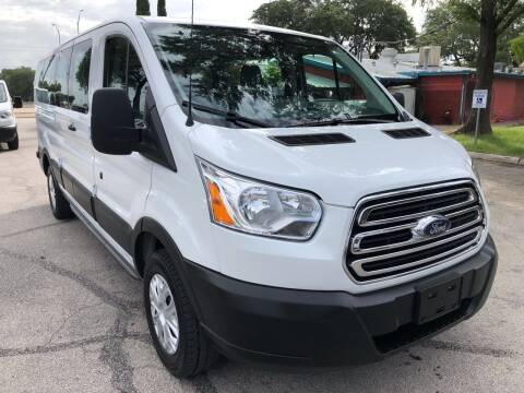 2019 Ford Transit Passenger for sale at PRESTIGE AUTOPLEX LLC in Austin TX