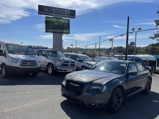 2019 Chrysler 300 for sale at Lakeside Auto in Lynnwood WA