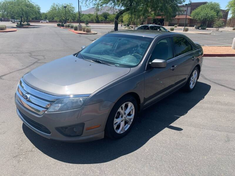 2012 Ford Fusion for sale at San Tan Motors in Queen Creek AZ