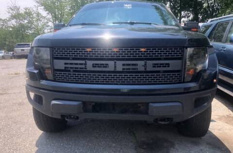 2010 Ford F-150 for sale at Top Line Import of Methuen in Methuen MA