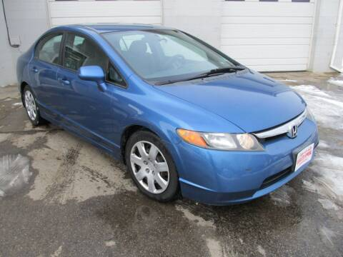 2006 Honda Civic for sale at St. Mary Auto Sales in Hilliard OH