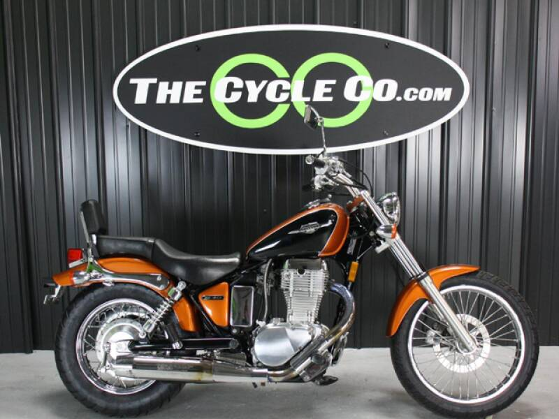 2013 Suzuki Boulevard  for sale at THE CYCLE CO in Columbus OH