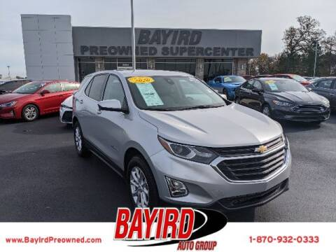 2020 Chevrolet Equinox for sale at Bayird Truck Center in Paragould AR