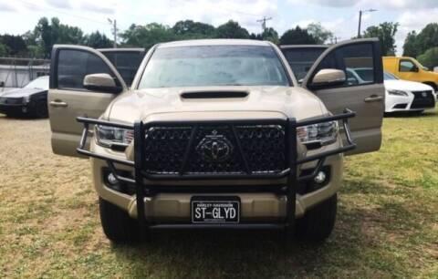 2019 Toyota Tacoma for sale at Cutiva Cars in Gastonia NC