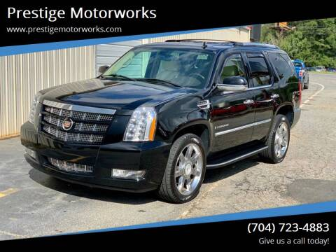 2007 Cadillac Escalade for sale at Prestige Motorworks in Concord NC