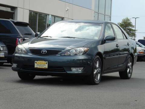 2005 Toyota Camry for sale at Loudoun Motor Cars in Chantilly VA
