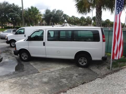 2008 Chevrolet Express Cargo for sale at Seven Mile Motors, Inc. in Naples FL