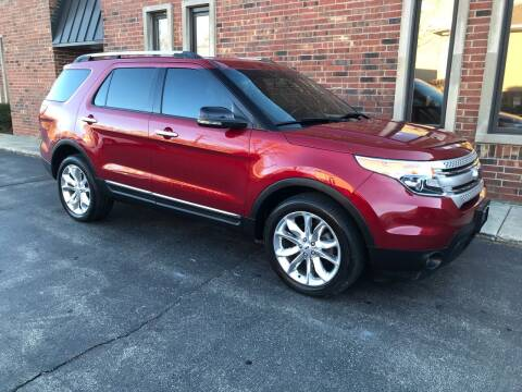 2013 Ford Explorer for sale at Riverview Auto Brokers in Des Plaines IL