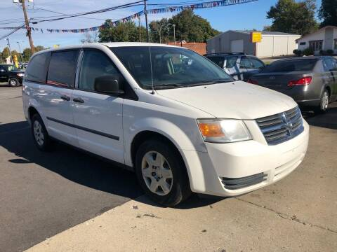 2008 Dodge Grand Caravan for sale at Wise Investments Auto Sales in Sellersburg IN