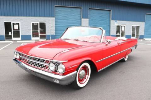 1961 Ford Galaxie for sale at Classic Car Deals in Cadillac MI