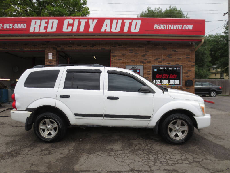 2006 Dodge Durango for sale at Red City  Auto in Omaha NE
